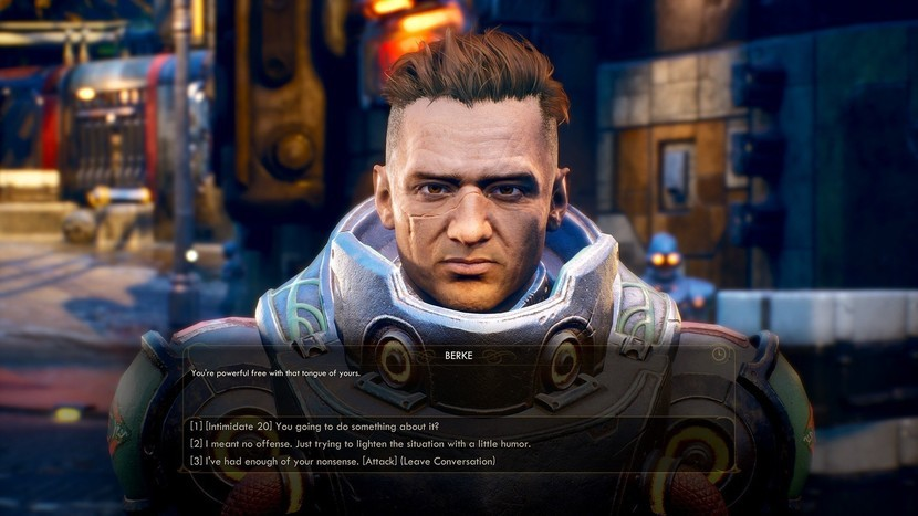 The Outer Worlds para PlayStation 4