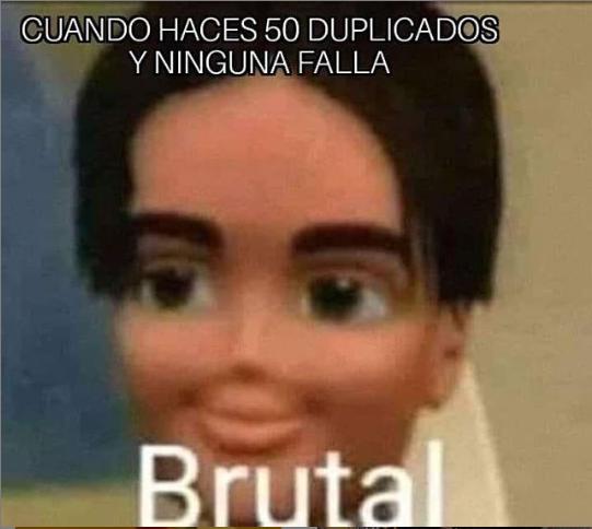 memes de brutal Bratz