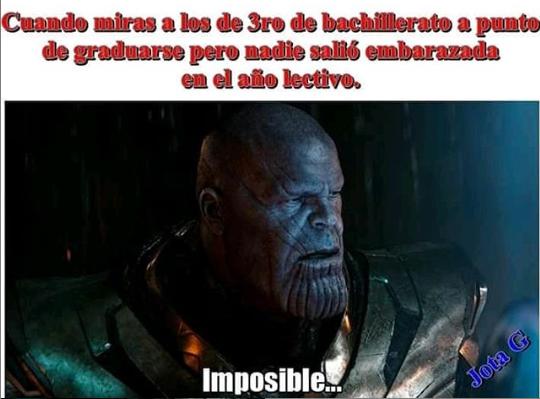 Mejores memes imposible