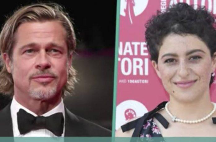 ¿Alia Shawkat pasó el cumpleaños con el novio rumoreado Brad Pitt?