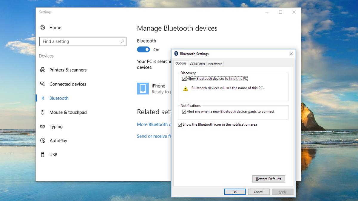 conexiones-a- Bluetooth-dispositivos-de-audio-y-pantallas-inalámbricas-en-Windows-10