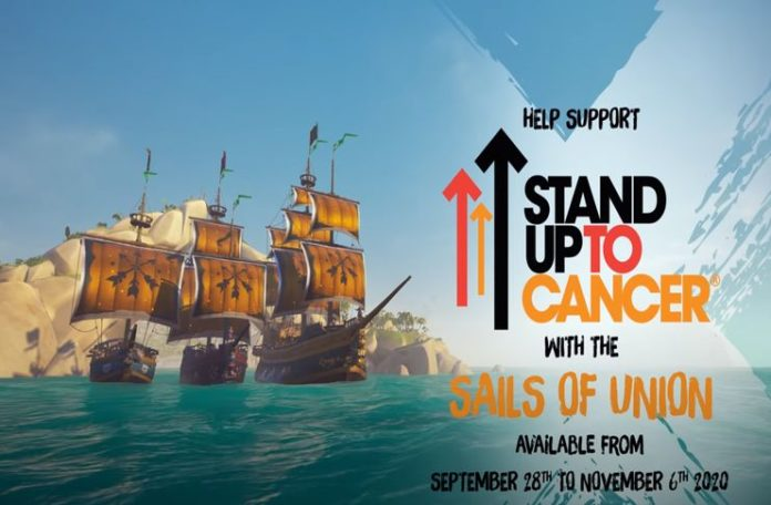 Instantánea del tráiler de Sea of Thieves Sails of Union