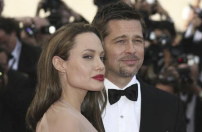 Angelina Jolie recomendó ser 'cooperativa' en el divorcio de Brad Pitt case