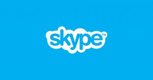 El audio de Skype se retrasa