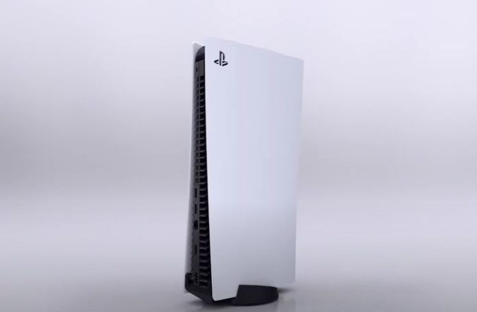 Una presentación del modelo PlayStation 5