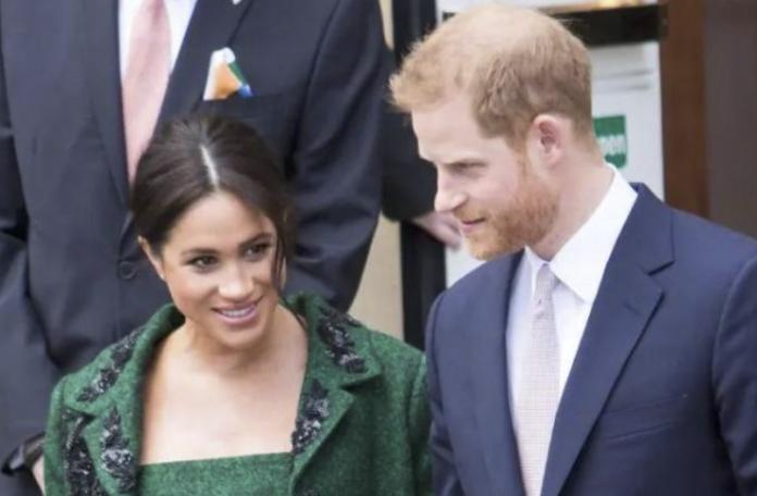 Meghan Markle, el príncipe Harry debería ser despojado de los títulos reales? Twitter reacciona
