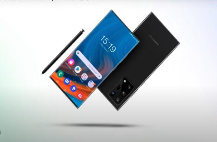 Samsung Galaxy Note 21 se lanzará el próximo año