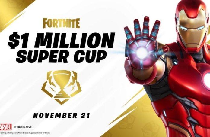Así es como puedes competir en la Supercopa de Marvel de $ 1M de Fortnite