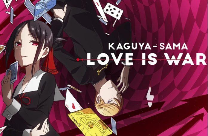 'Kaguya-sama: Love is War 'Capítulo 208