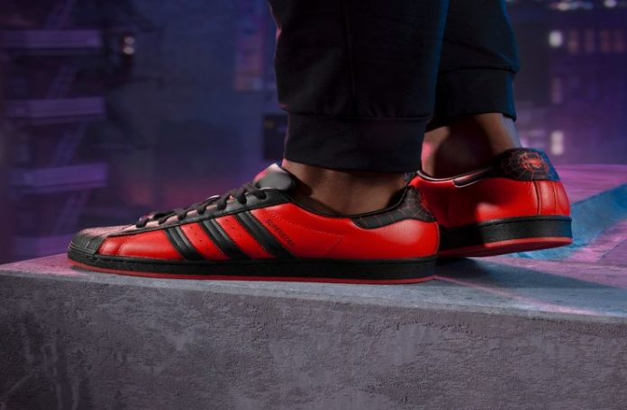 Spider-Man: Miles Morales x Adidas