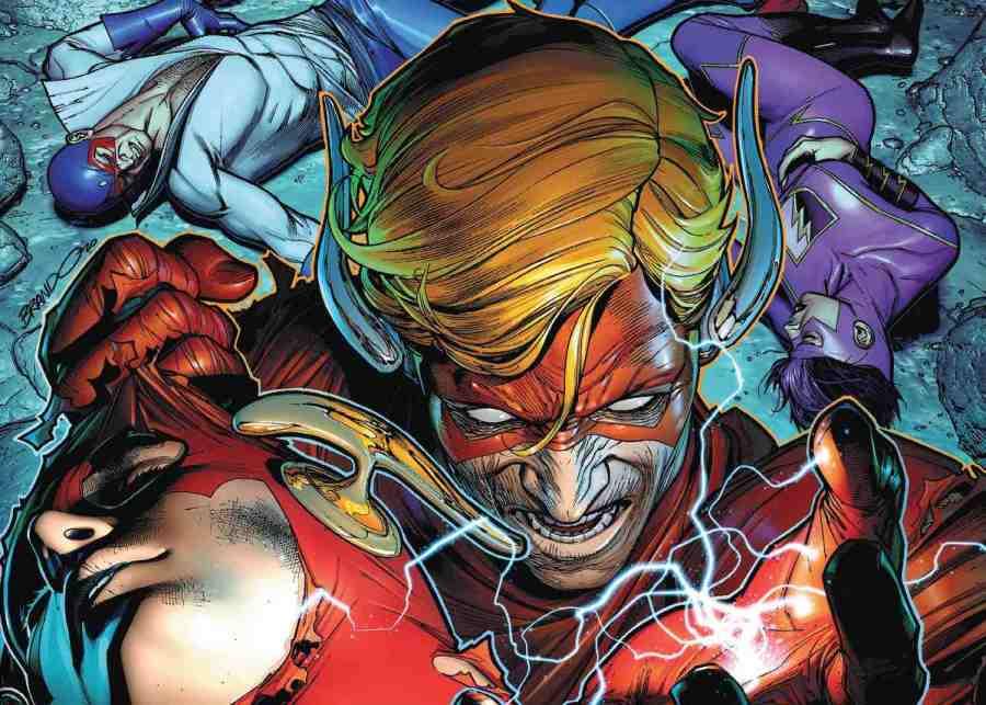 Future State The Flash # 1 - ¿Pero por qué Tho?