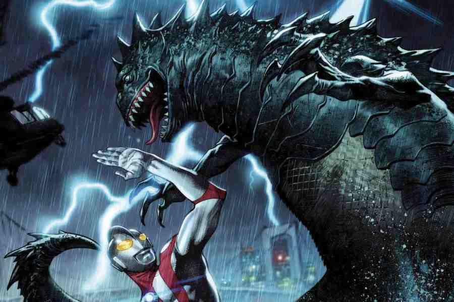 Rise of Ultraman # 5