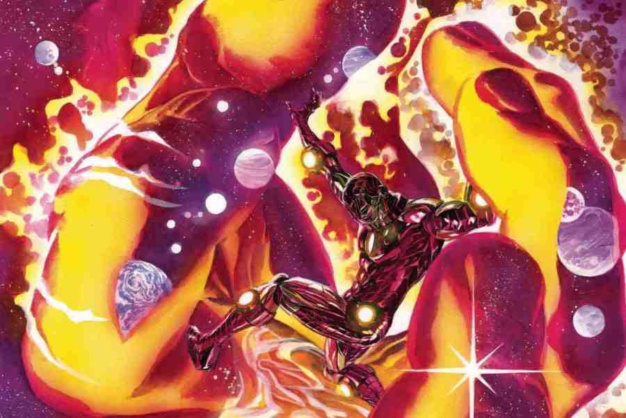 Iron Man # 5