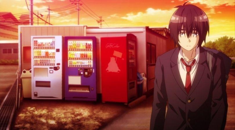 Personaje de nivel inferior Tomozaki