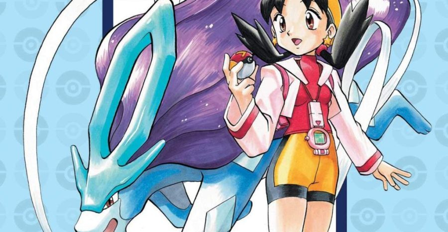 Pokémon Adventures Volume 4