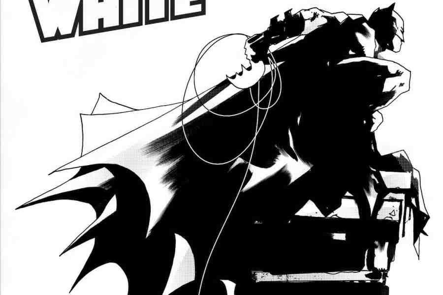 Batman Blanco y Negro # 2