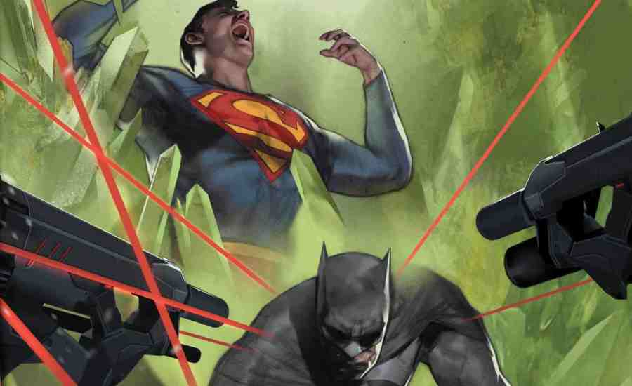 Future State Batman / Superman # 1 - ¿Pero por qué?