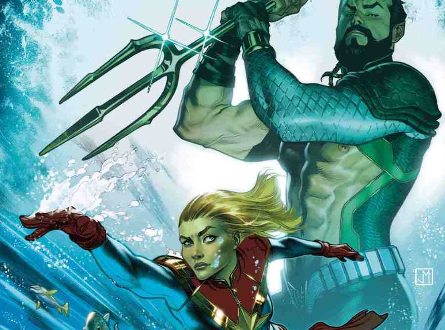 Captain Marvel # 25