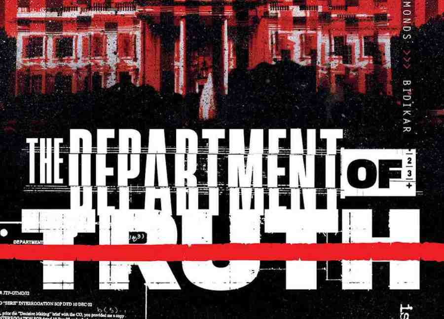 The Department of Truth # 5