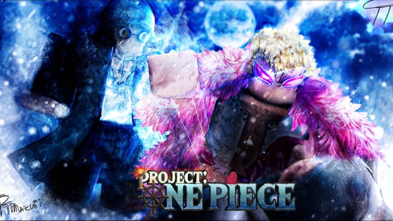 Roblox Project: One Piece