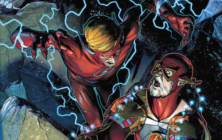 Future State: The Flash # 2