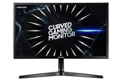 6. Monitor curvo para juegos Samsung de 24 pulgadas