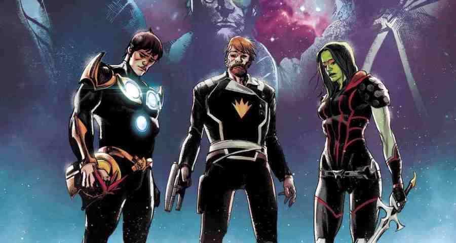 Guardianes de la Galaxia # 11 - ¿Pero por qué Tho?