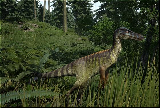 The Isle Velociraptor