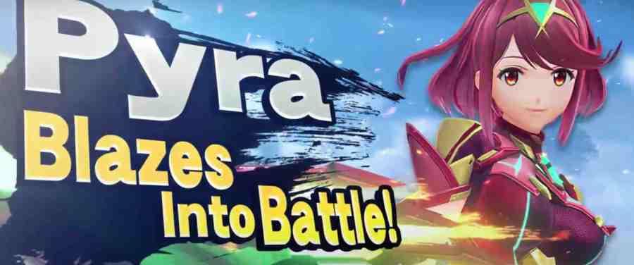 Pyra de resumen de Nintendo Direct - ¿Pero por qué Tho?