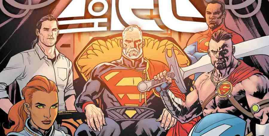Future State Superman House of El # 1 - ¿Pero por qué Tho?