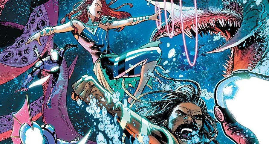 Estado futuro: Aquaman # 2