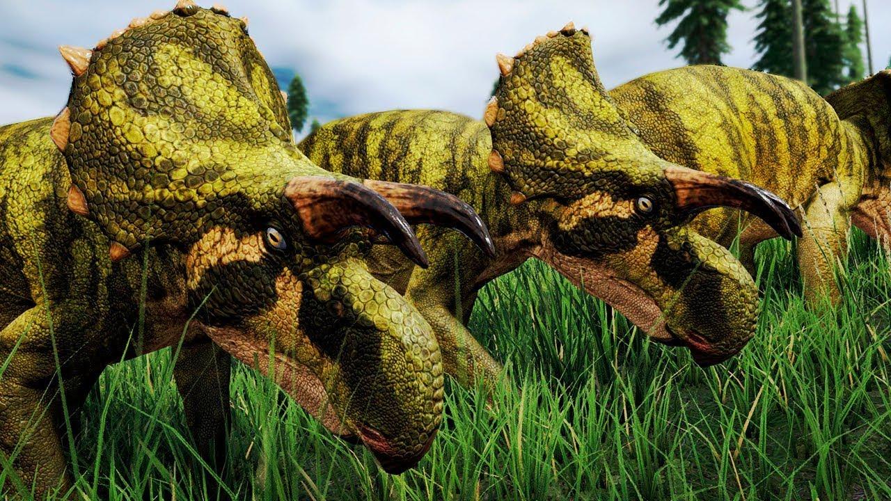 The Isle Avaceratops