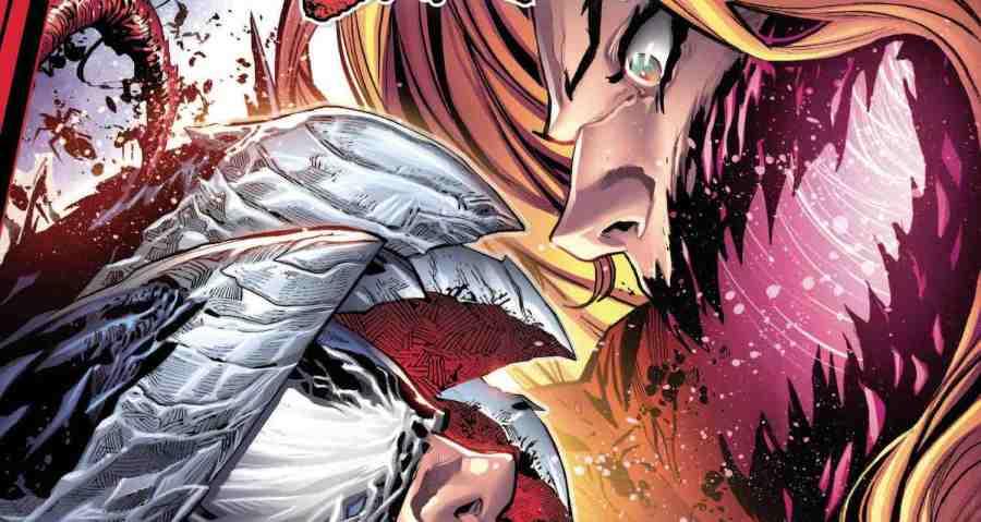 Gwenom vs Carnage # 3