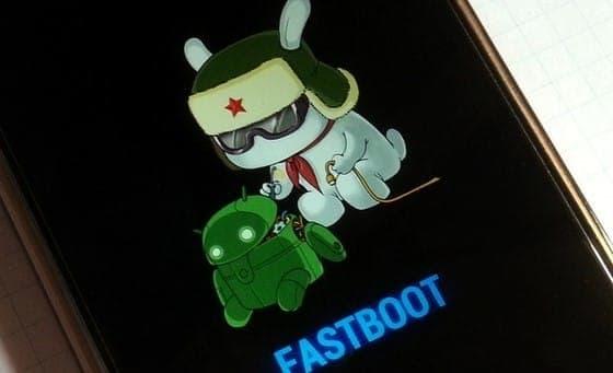 Modo Fastboot en Xiaomi
