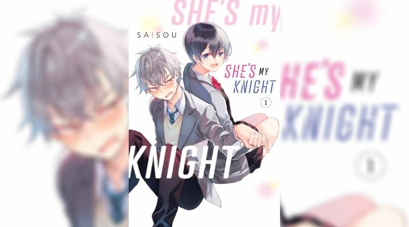 She's My Knight Volume 1