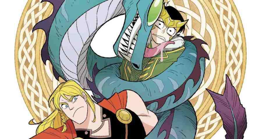 Thor y Loki Double Trouble # 2 - ¿Pero por qué Tho?