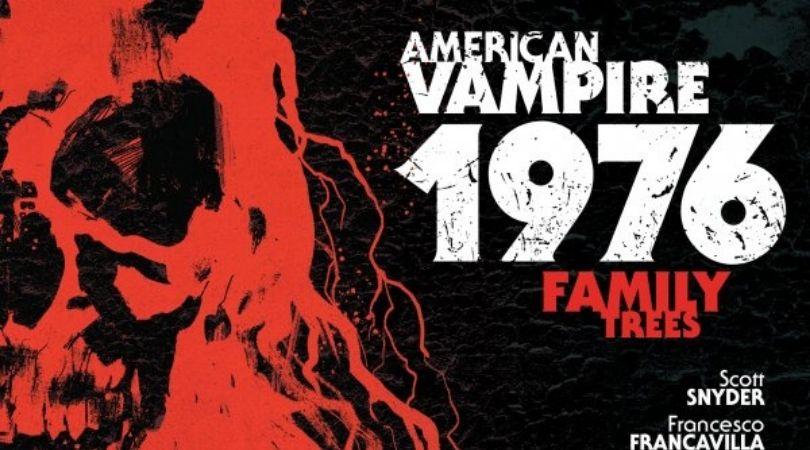 Vampiro americano 1976 # 7