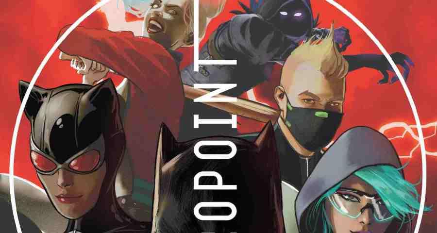 Batman / Fornite Punto cero # 1