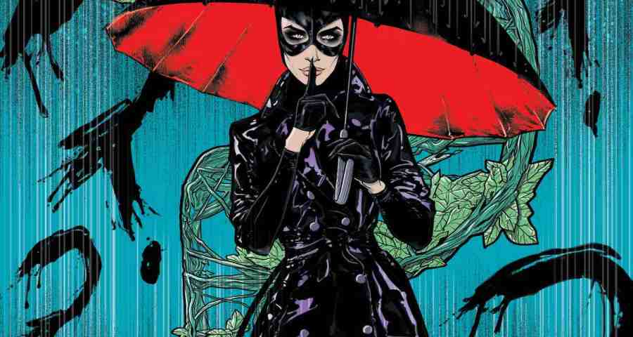 Catwoman # 30