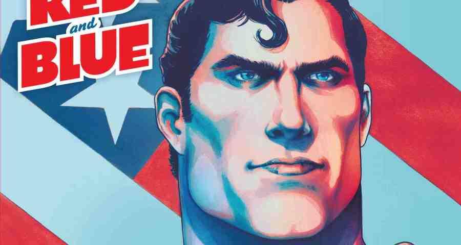 Superman Red and Blue # 2 - ¿Pero por qué Tho?