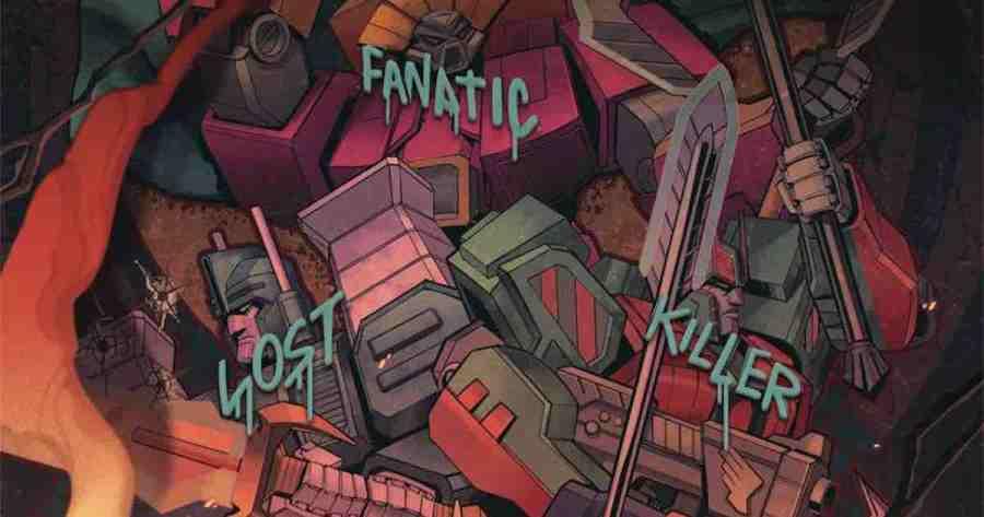 Transformers # 29 - ¿Pero por qué Tho?