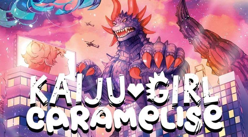 Kaiju-Girl Caramalise Volumen 4