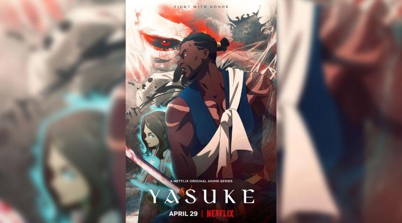 Yasuke original de Netflix