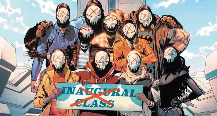 Academia de los Jóvenes Titanes # 2