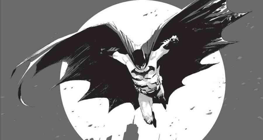 Batman Blanco y Negro # 5