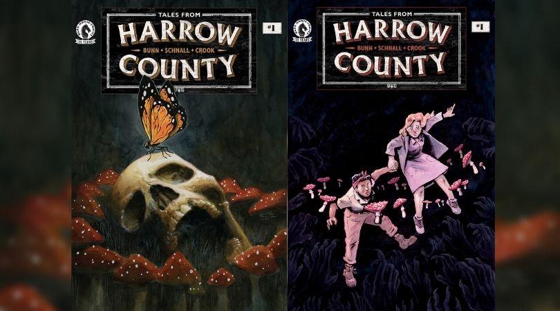 Cuentos del condado de Harrow