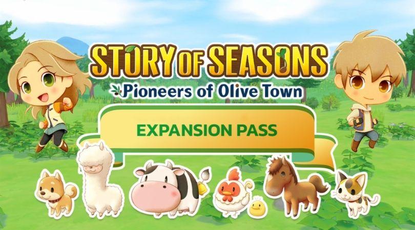 Story of Seasons: Pioneros de Olive Town