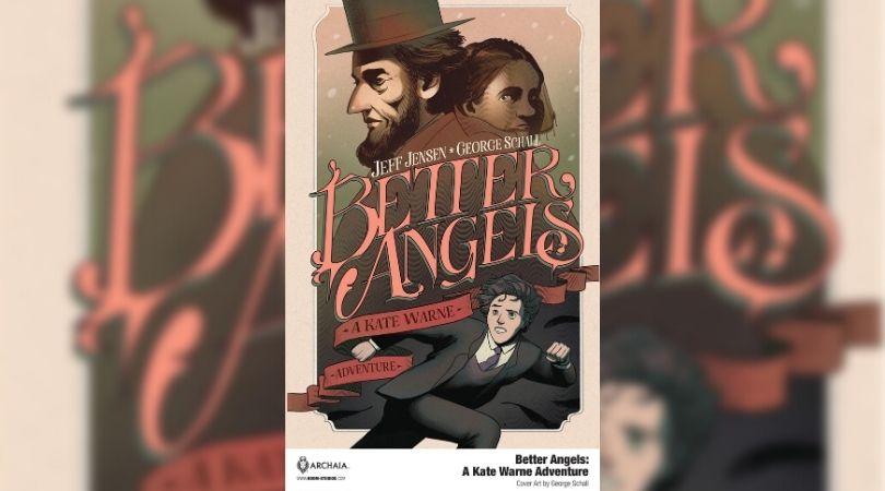 Mejores ángeles: una aventura de Kate Warne