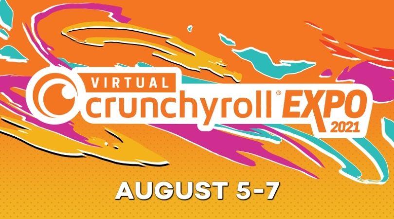 Expo virtual Crunchyroll 2021