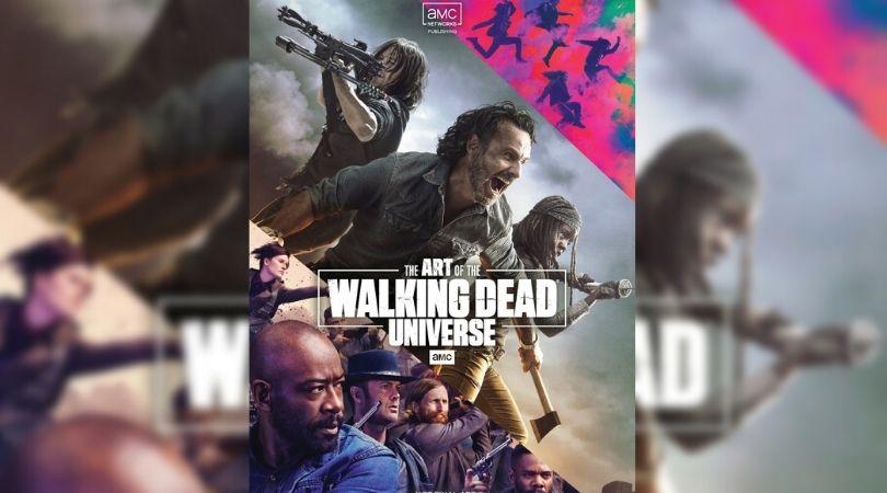 El arte de The Walking Dead Universe de AMC